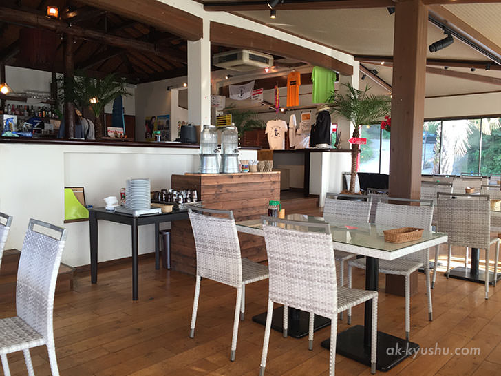 Hona Cafe(ホナカフェ)の店内風景