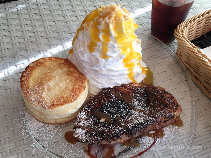 Hona Cafe(ホナカフェ)のパンケーキ&フレンチトースト