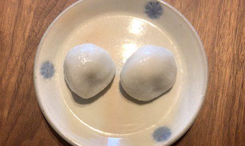 佐賀 白玉饅頭