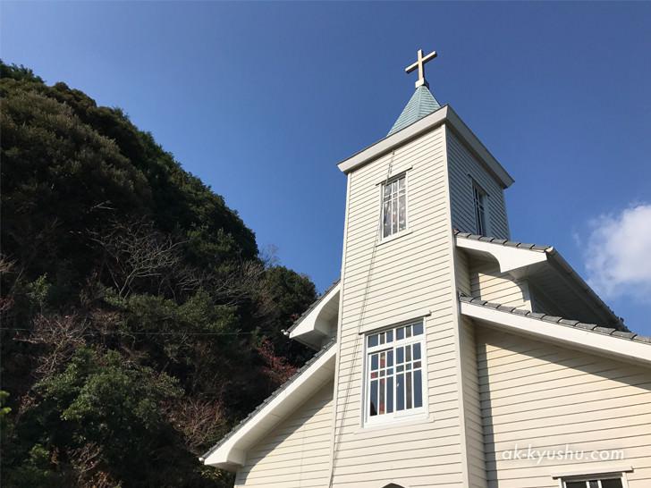 上五島 中ノ浦教会